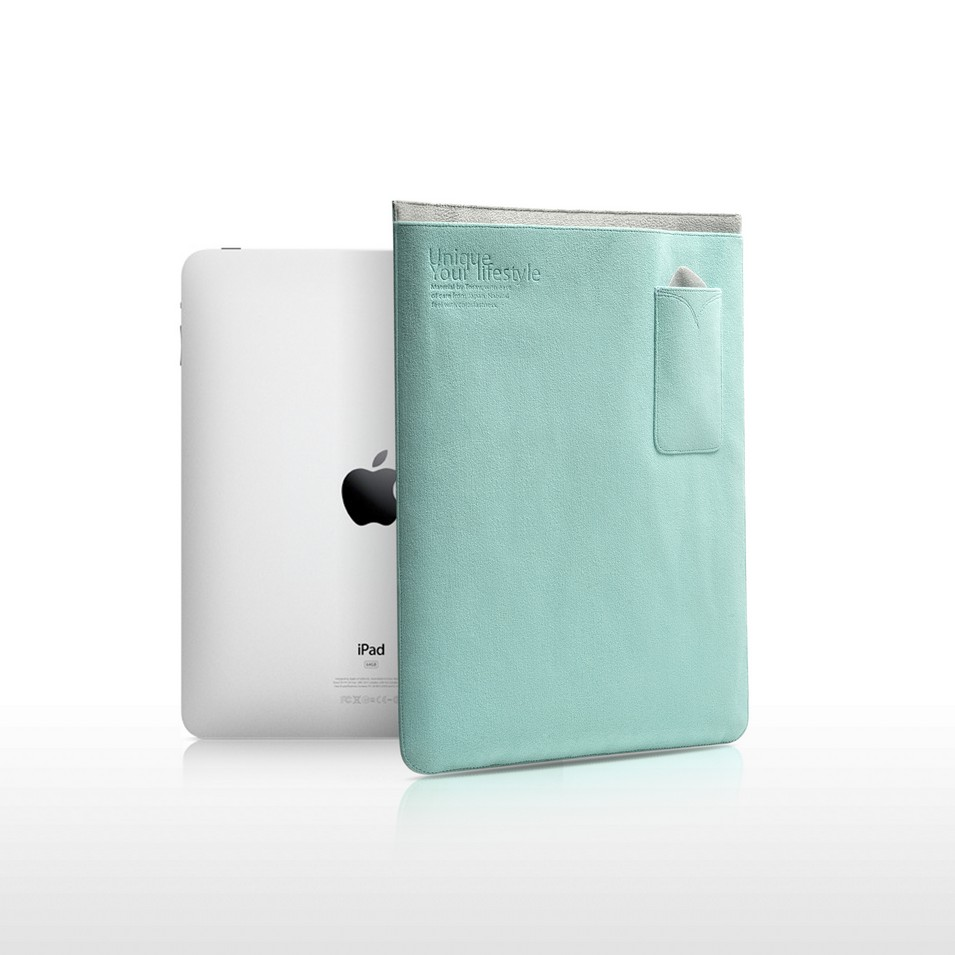 Evouni 時尚3C配件 輕_奈米皮套_iPad_綠 | 設計 | Citiesocial