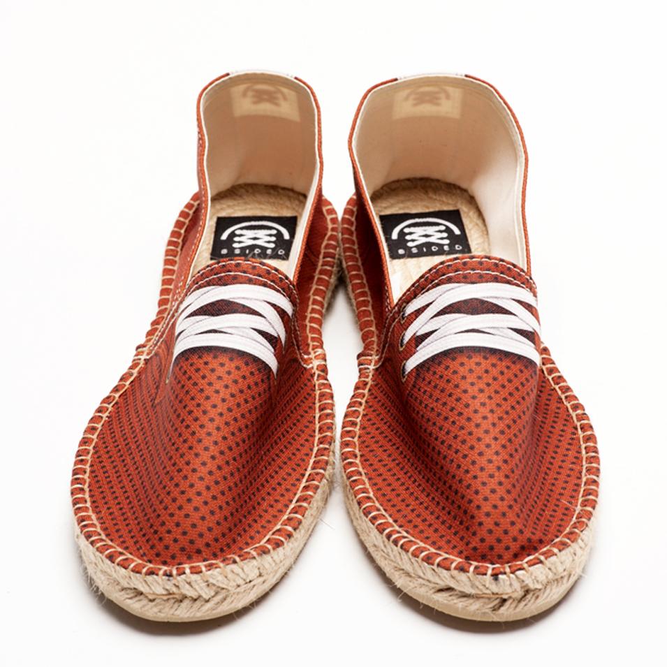 BSIDED 法國麻帆鞋 Flat Sole系列-BSD gump brown | 設計 | Citiesocial