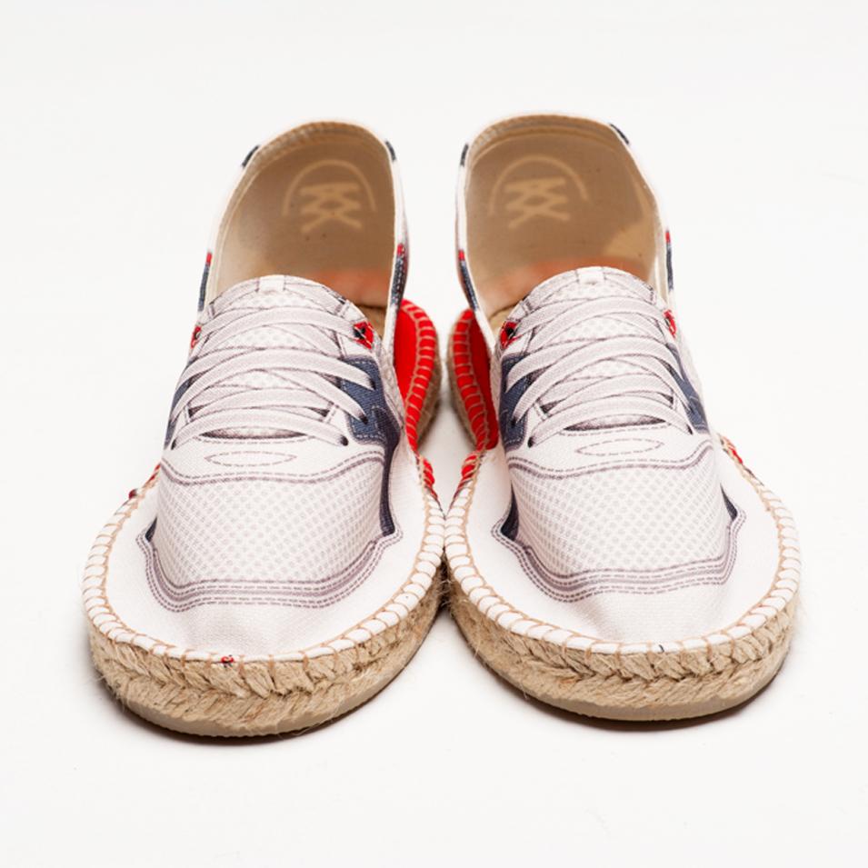 BSIDED 法國麻帆鞋 Flat Sole系列-BSD white | 設計 | Citiesocial
