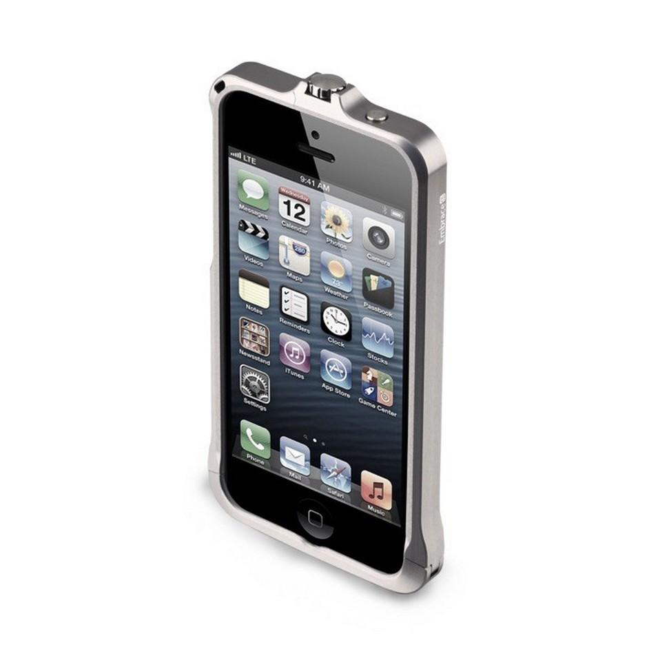 GQ 雜誌精選推薦 iPhone 5鋁合金邊框(太空灰) | 設計 | Citiesocial