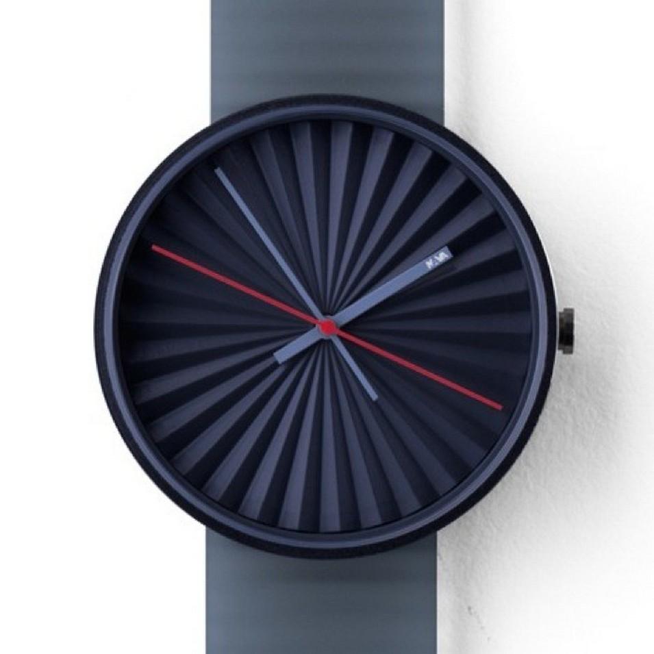 GQ 雜誌精選推薦 Plicate watch-海洋藍 | 設計 | Citiesocial