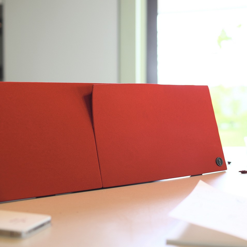 IN2UIT 無線藍芽喇叭FILO(紅)   設計   Citiesocial