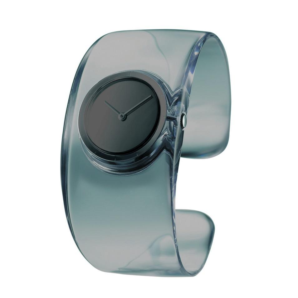 ISSEY MIYAKE 三宅一生錶款 ISSEY MIYAKE-O系列中性腕錶-黑 | 設計 | Citiesocial