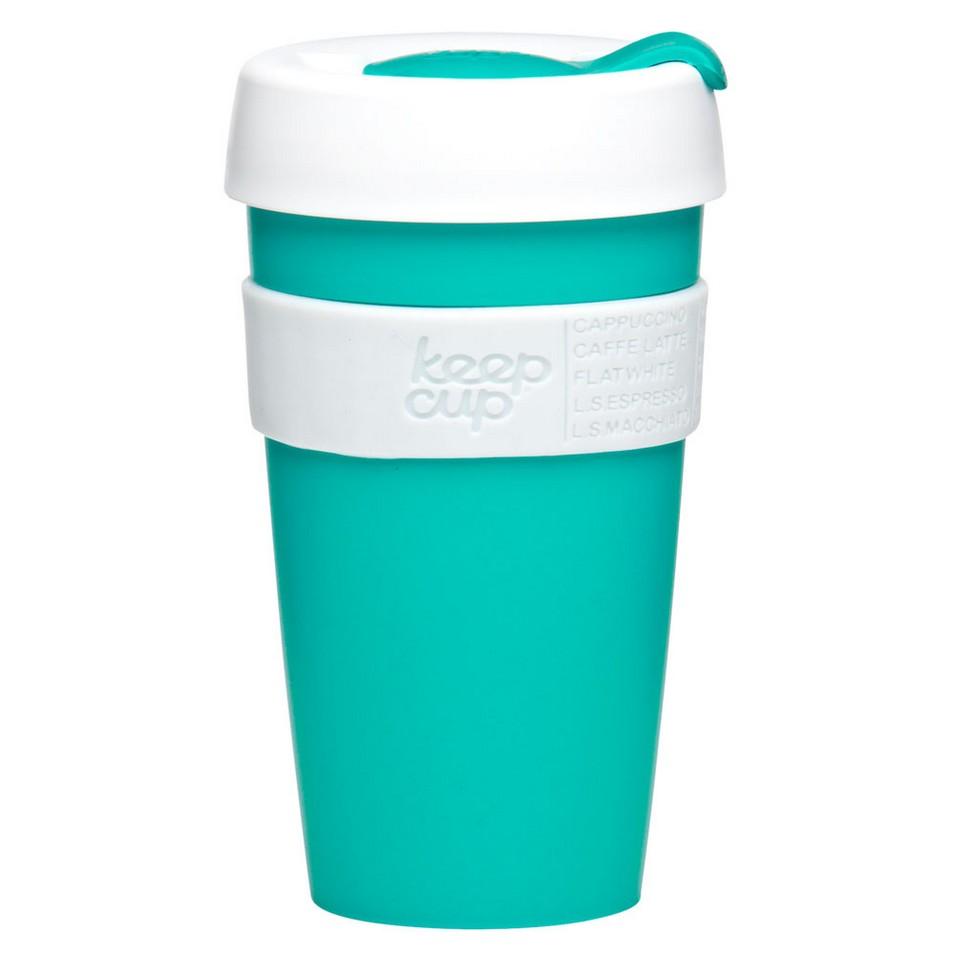 KeepCup 隨身咖啡杯-L(搖滾系列-湖水精靈) | 設計 | Citiesocial