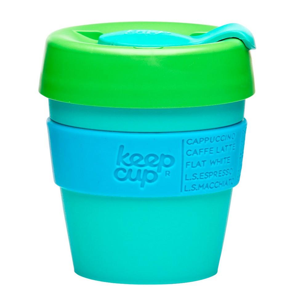 KeepCup 隨身咖啡杯-S(搖滾系列-綠蘇打) | 設計 | Citiesocial