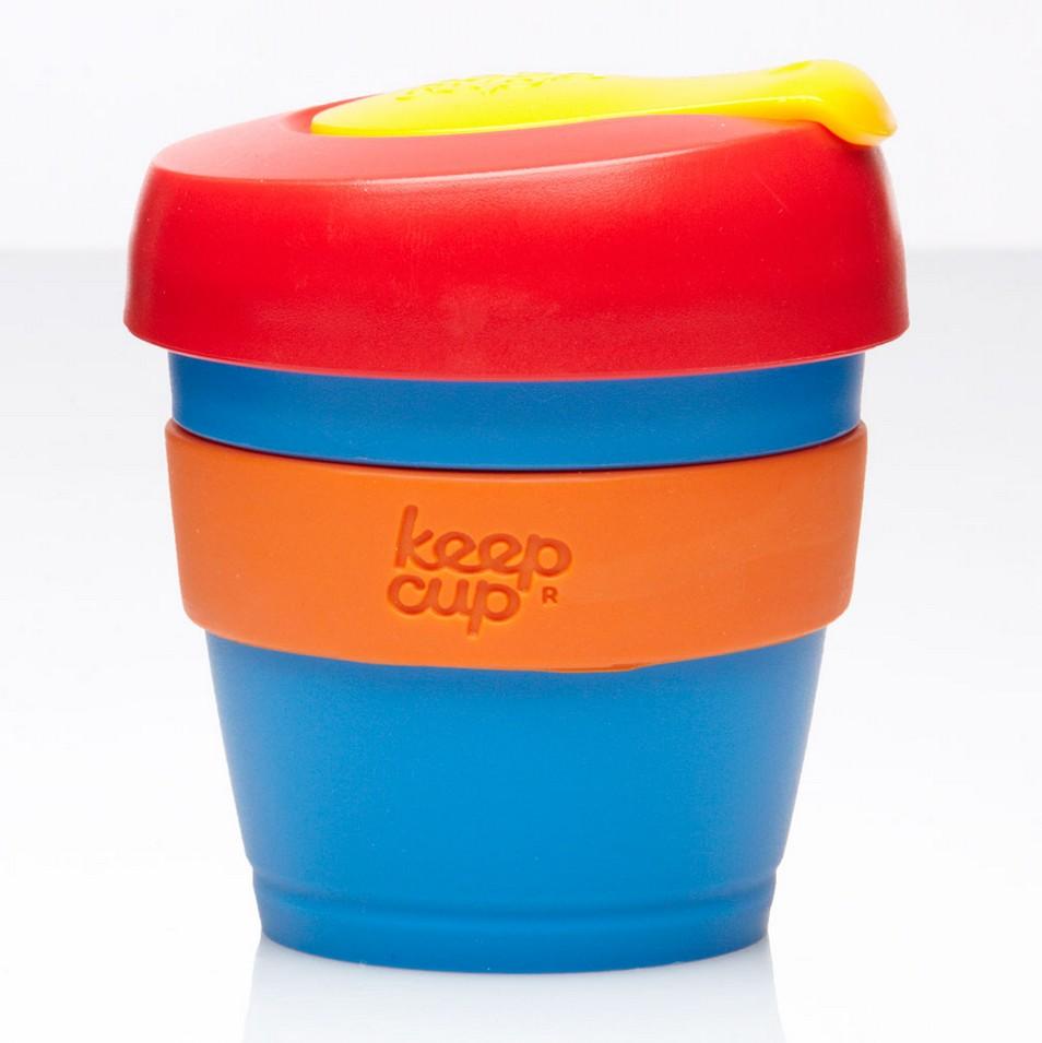 KeepCup 隨身咖啡杯-XS(搖滾系列-超人) | 設計 | Citiesocial