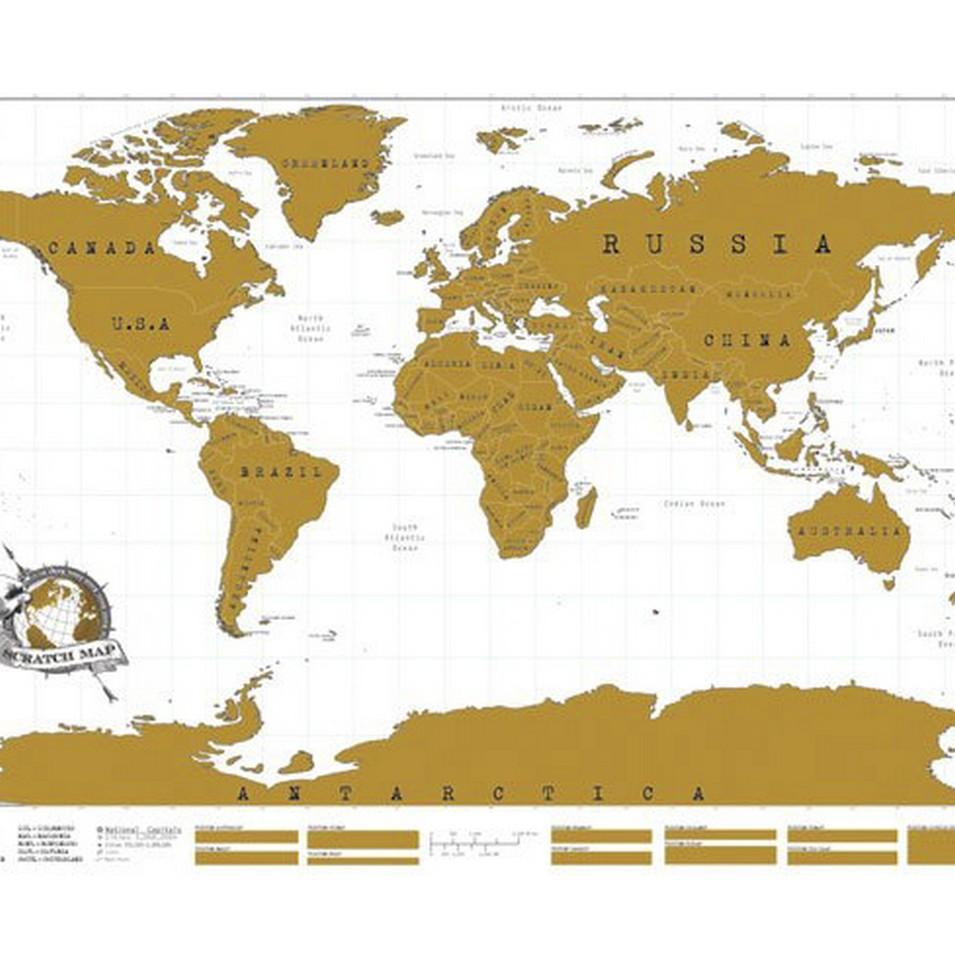 Luckies 獨霸全球地圖 | 設計 | Citiesocial