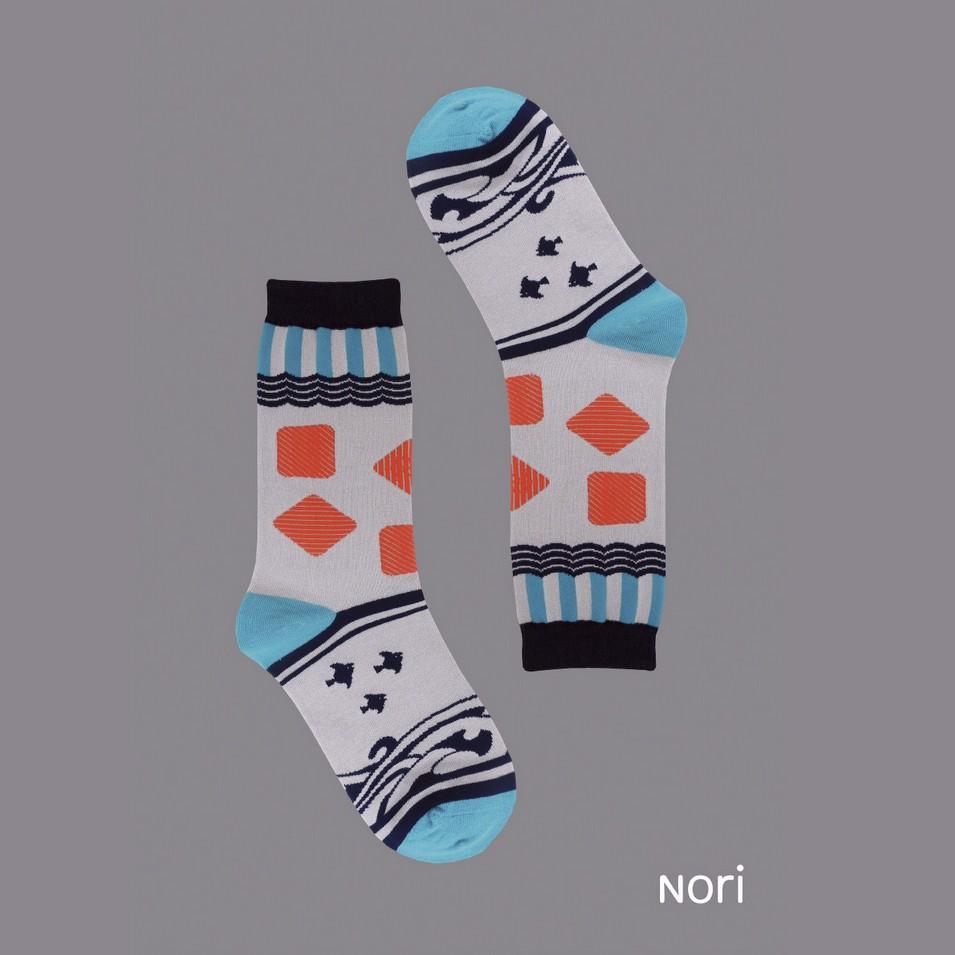 NORI SOCKS 2013 no.1 剉冰款(灰色) | 設計 | Citiesocial