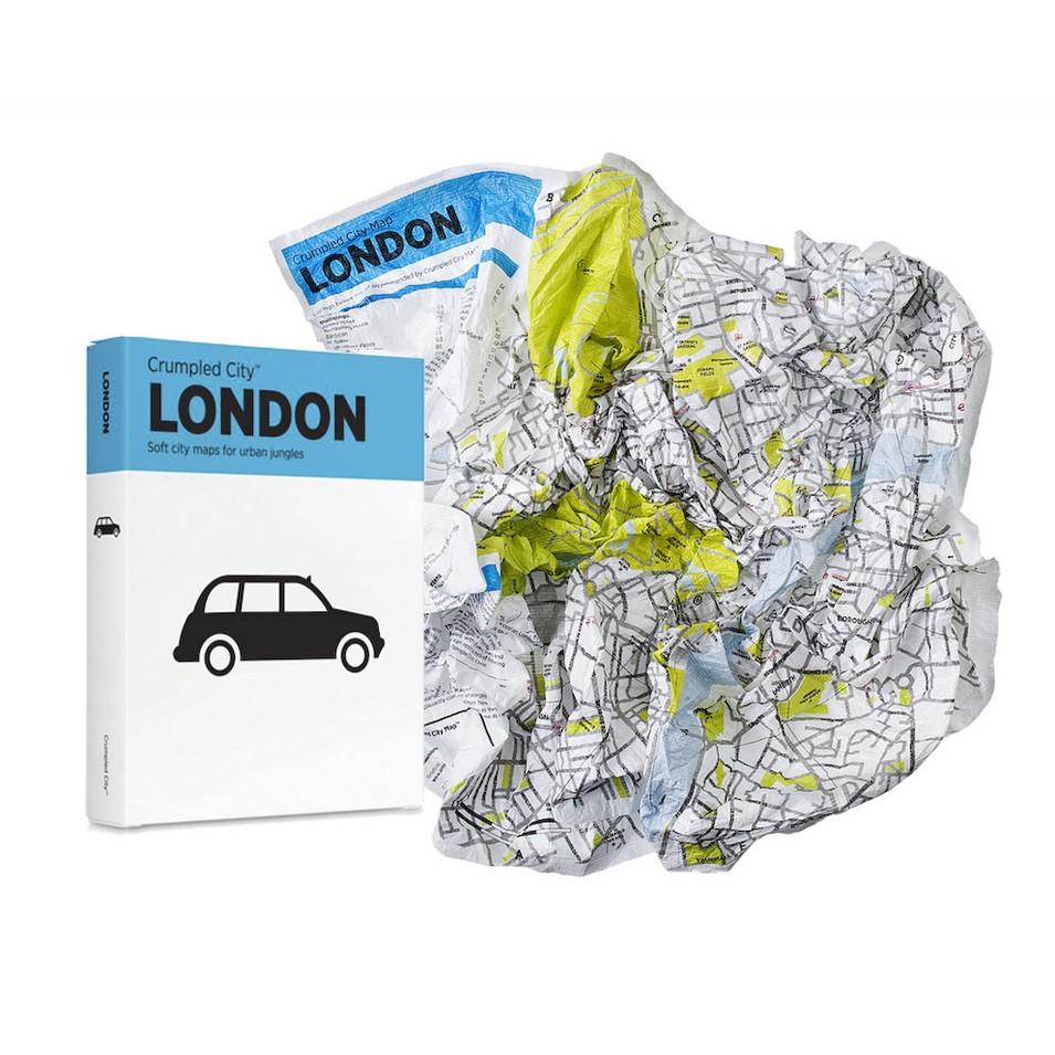 Palomar 揉一揉地圖(倫敦) | 設計 | Citiesocial