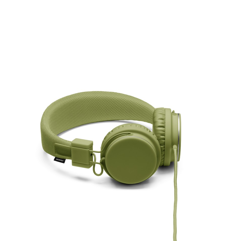Urbanears 瑞典時尚耳機 Plattan時尚耳罩式耳機(橄欖綠) | 設計 | Citiesocial