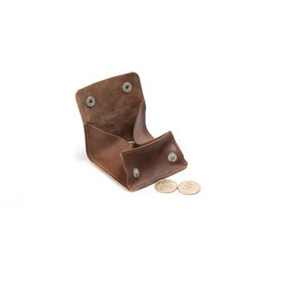 Property of Davey Coin Pouch_brown | 設計 | Citiesocial