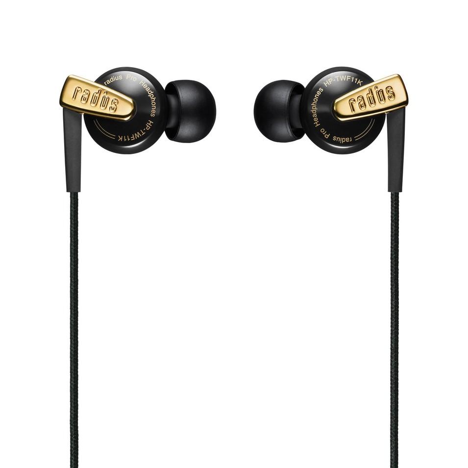 Radius 『W』系列高級音響耳機 | 設計 | Citiesocial