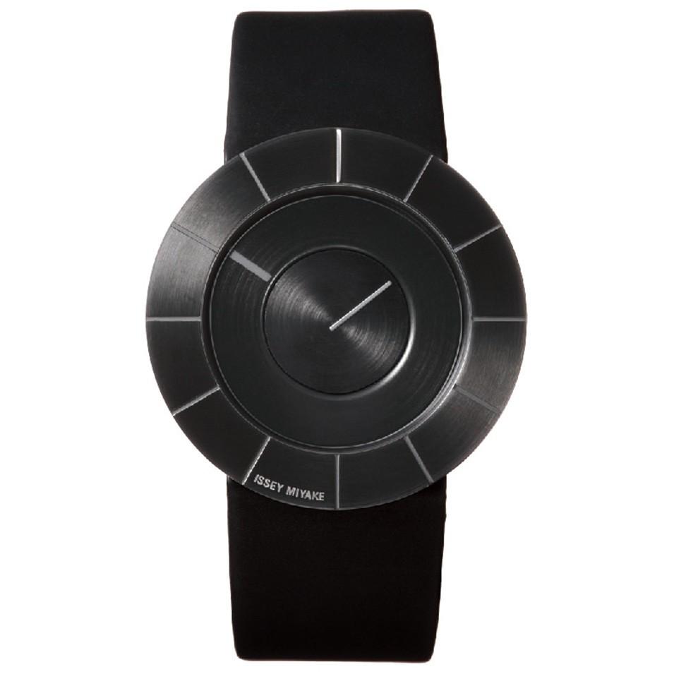 ISSEY MIYAKE 三宅一生錶款 ISSEY MIYAKE-TO系列男仕腕錶-黑 | 設計 | Citiesocial