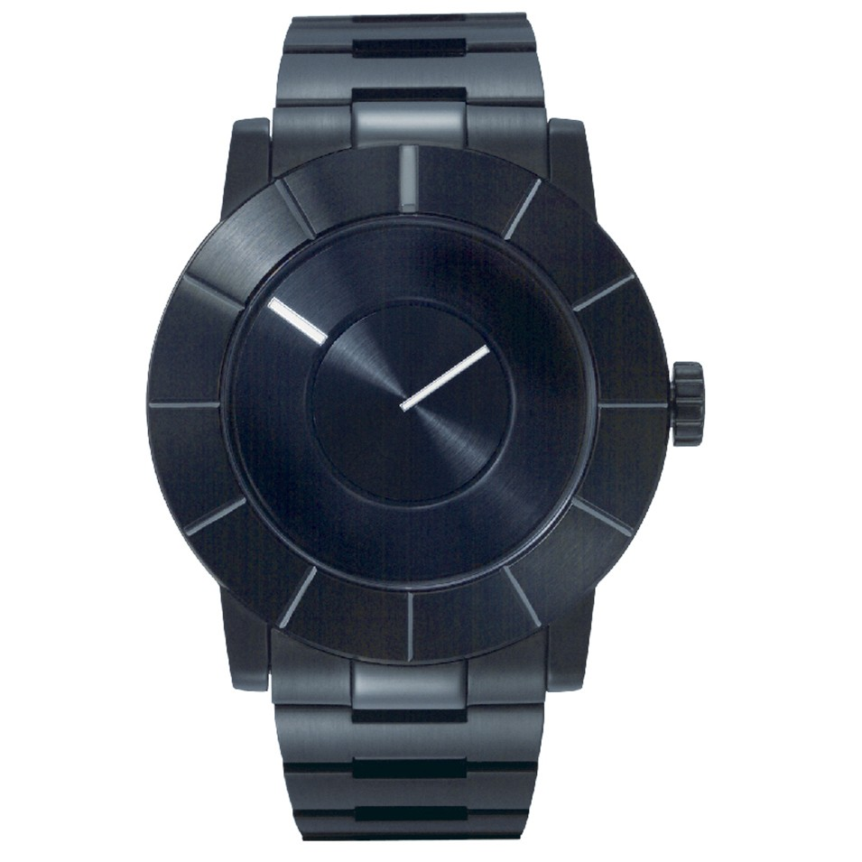 ISSEY MIYAKE 三宅一生錶款 ISSEY MIYAKE-TA系列機械錶-黑 | 設計 | Citiesocial