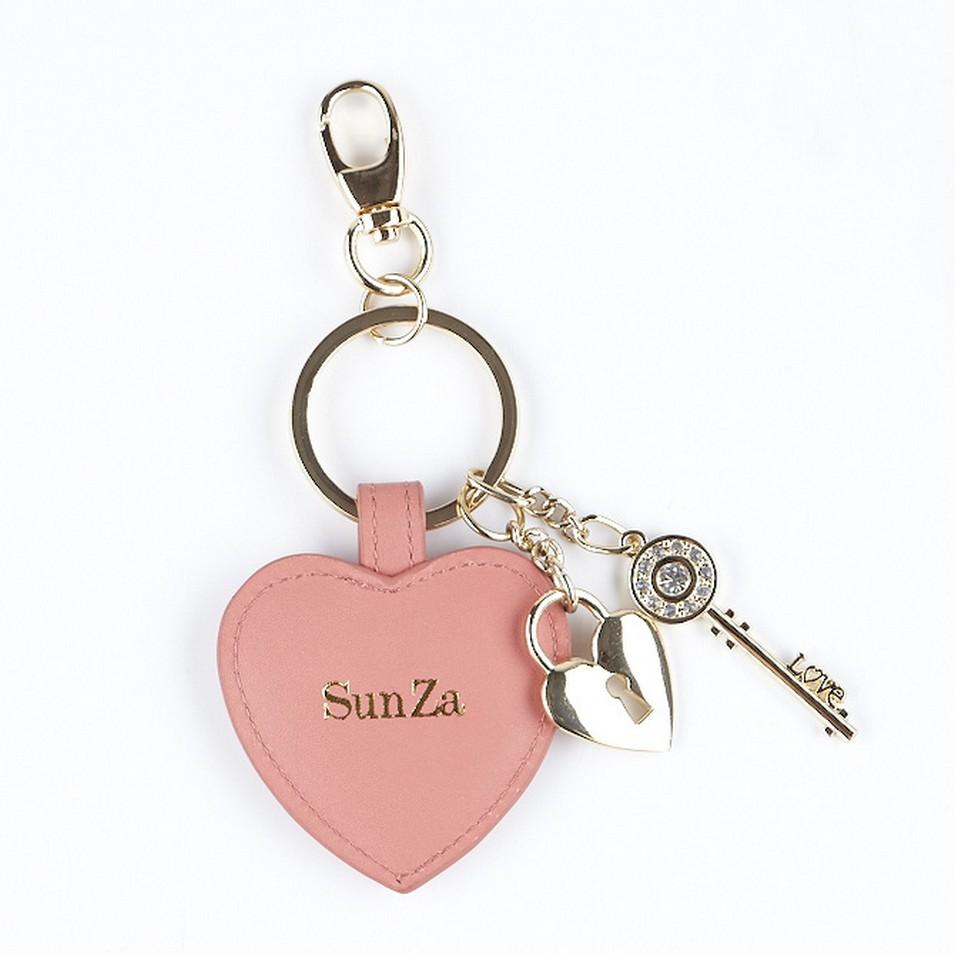 SunZa 時尚商務包 真愛鑰匙圈(甜蜜粉) | 設計 | Citiesocial