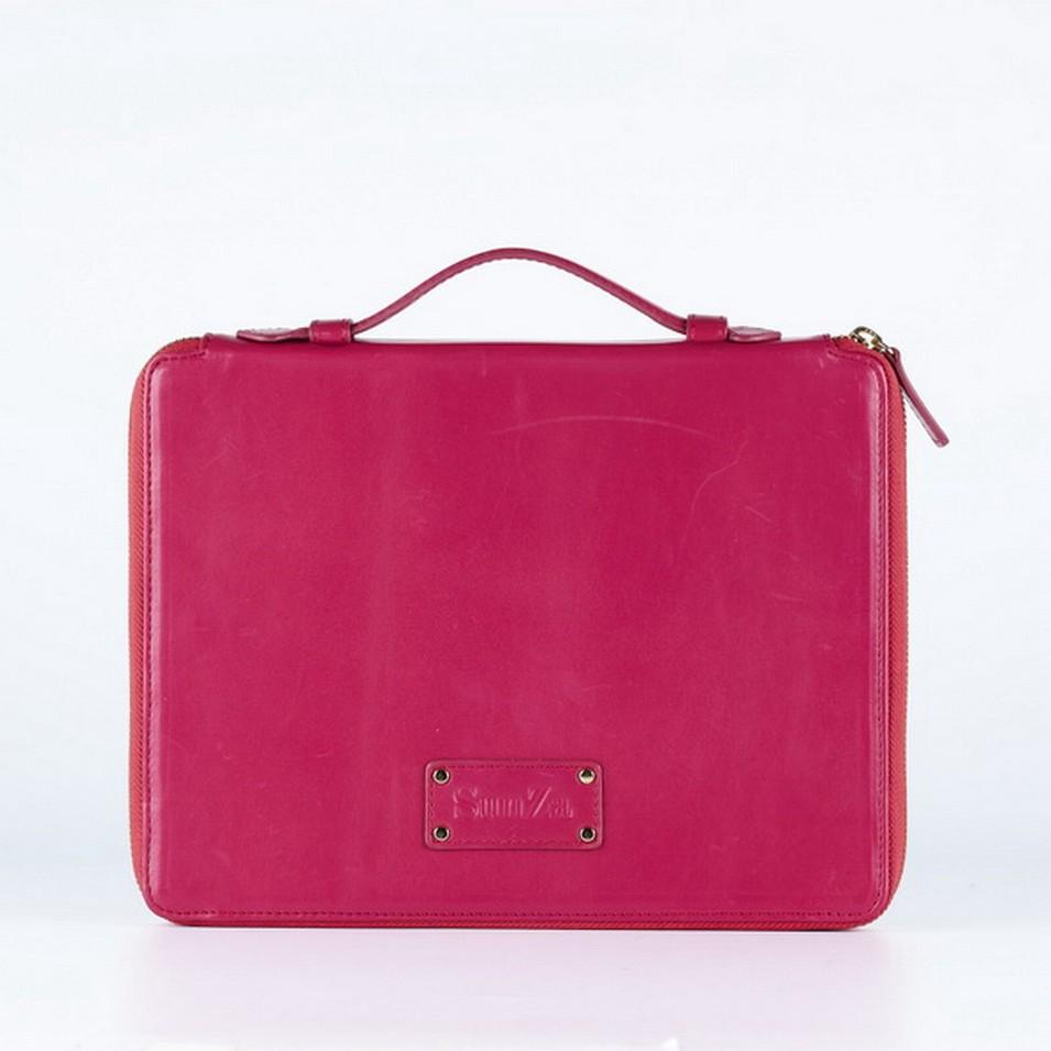 SunZa 時尚商務包 iPad Lux 立式提案包(莓果紅) | 設計 | Citiesocial