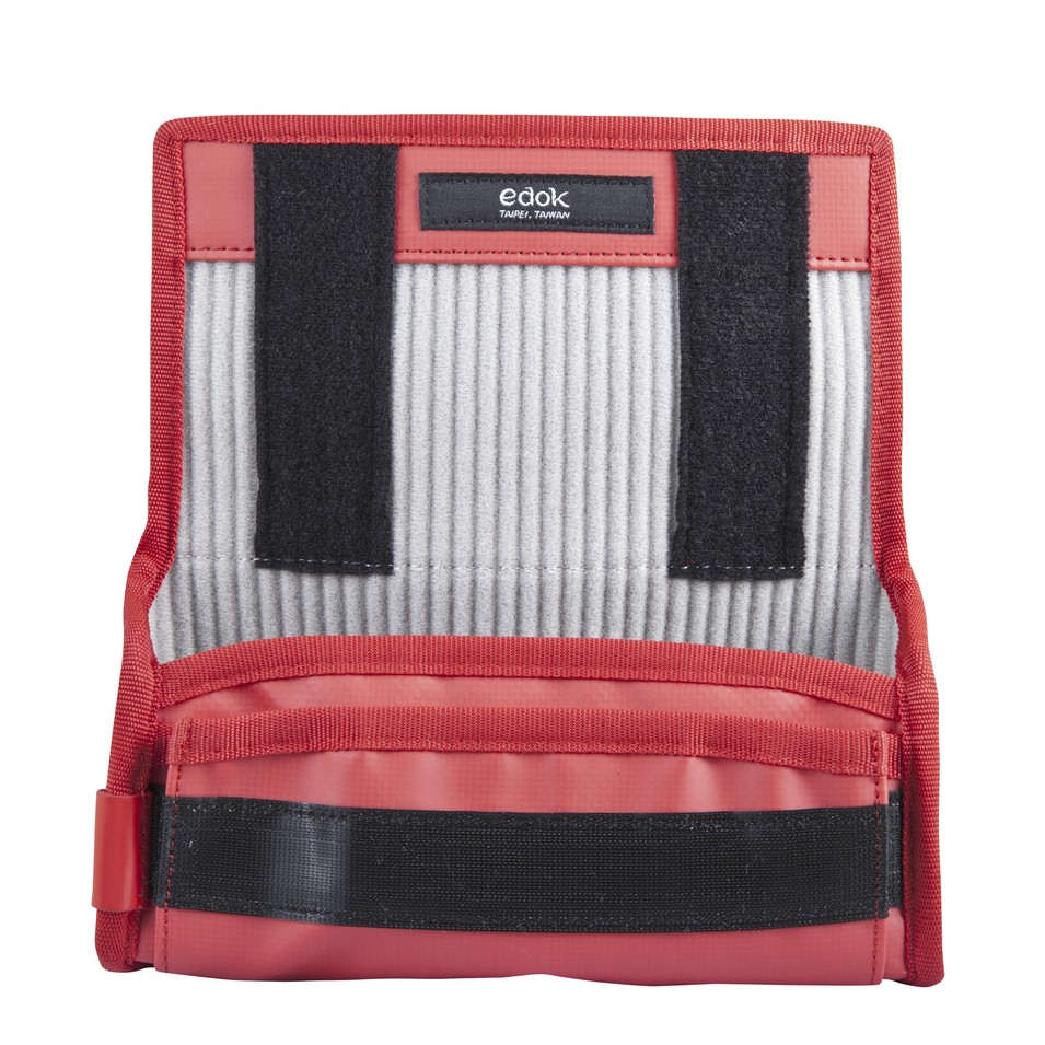 EDOK 3C配件包 倫比亞萬用包_M(黑/灰/紅/紫) | 設計 | Citiesocial