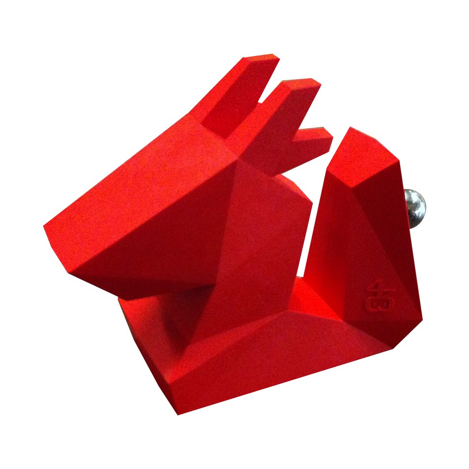 SOUL FUN 摺紙動物園-龍-紅 | 設計 | Citiesocial