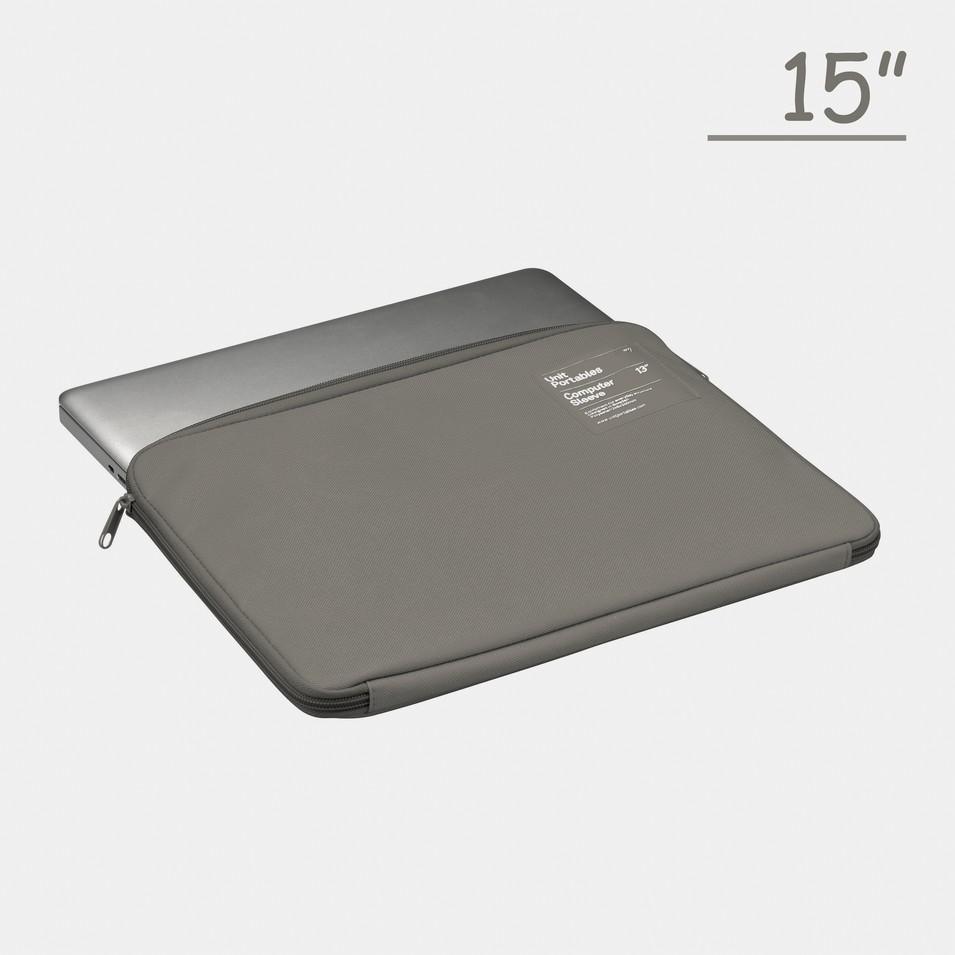 Unit Portables 由你包 Unit07 15吋電腦保護套(陰雨灰) | 設計 | Citiesocial