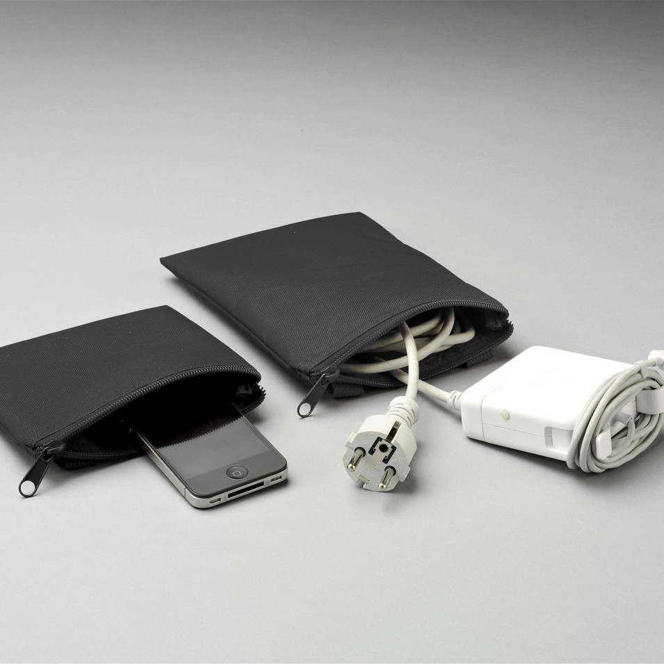 Unit Portables 由你包 Unit 02/03 配件袋-精簡黑 | 設計 | Citiesocial