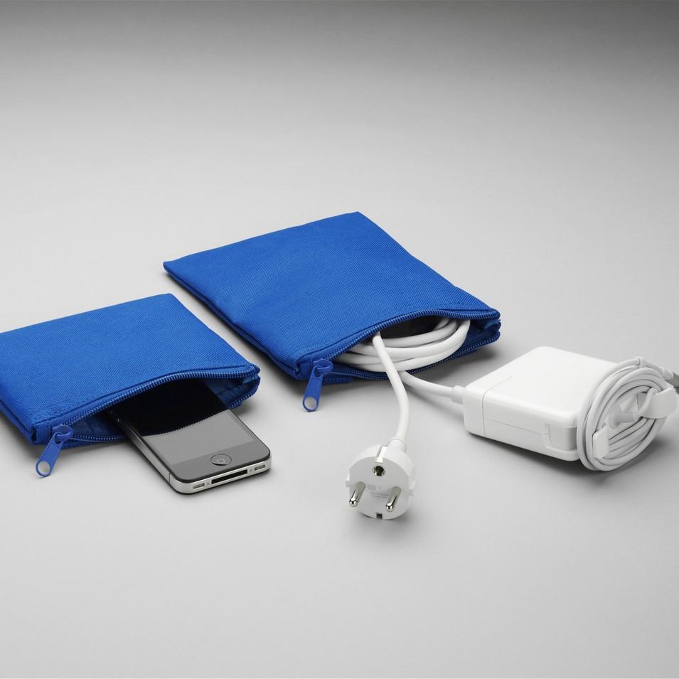 Unit Portables 由你包 Unit 02/03 配件袋-天空藍 | 設計 | Citiesocial