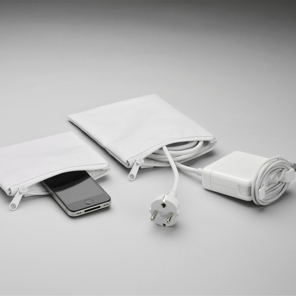 Unit Portables 由你包 Unit 02/03 配件袋-羽翼白 | 設計 | Citiesocial