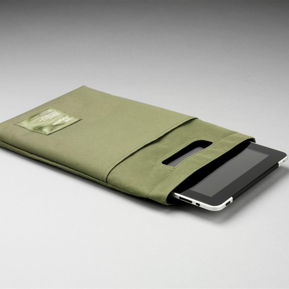 Unit Portables 由你包 Unit 04 iPad 保護套-軍綠色 | 設計 | Citiesocial