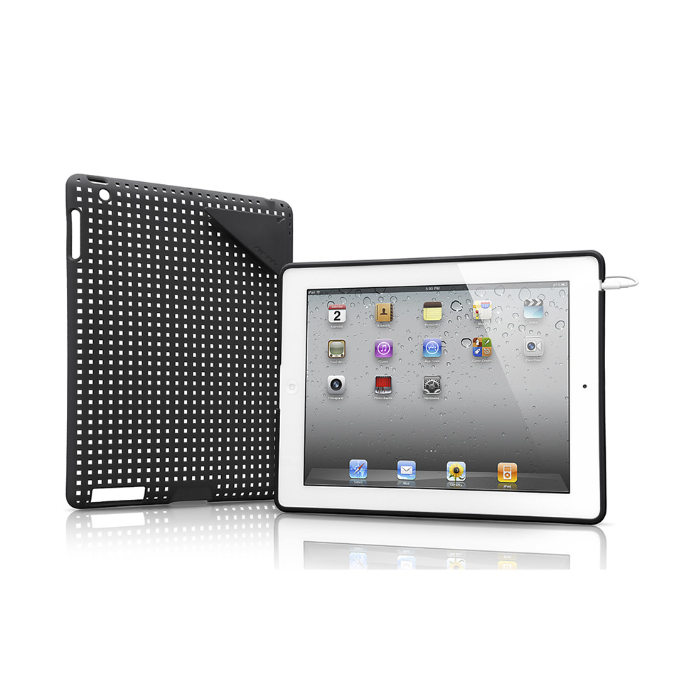 urban prefer 生活設計 Code 2 - iPad2保護殼 (黑) | 設計 | Citiesocial