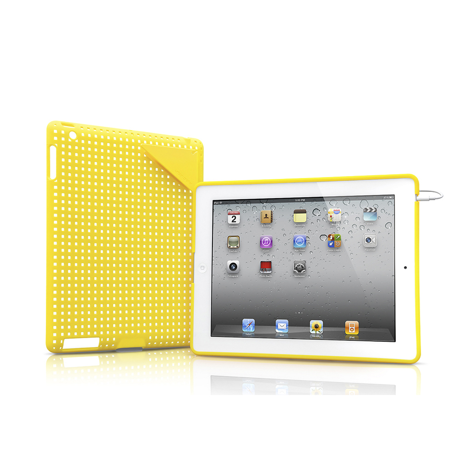 urban prefer 生活設計 Code 2 - iPad2保護殼 (黃) | 設計 | Citiesocial