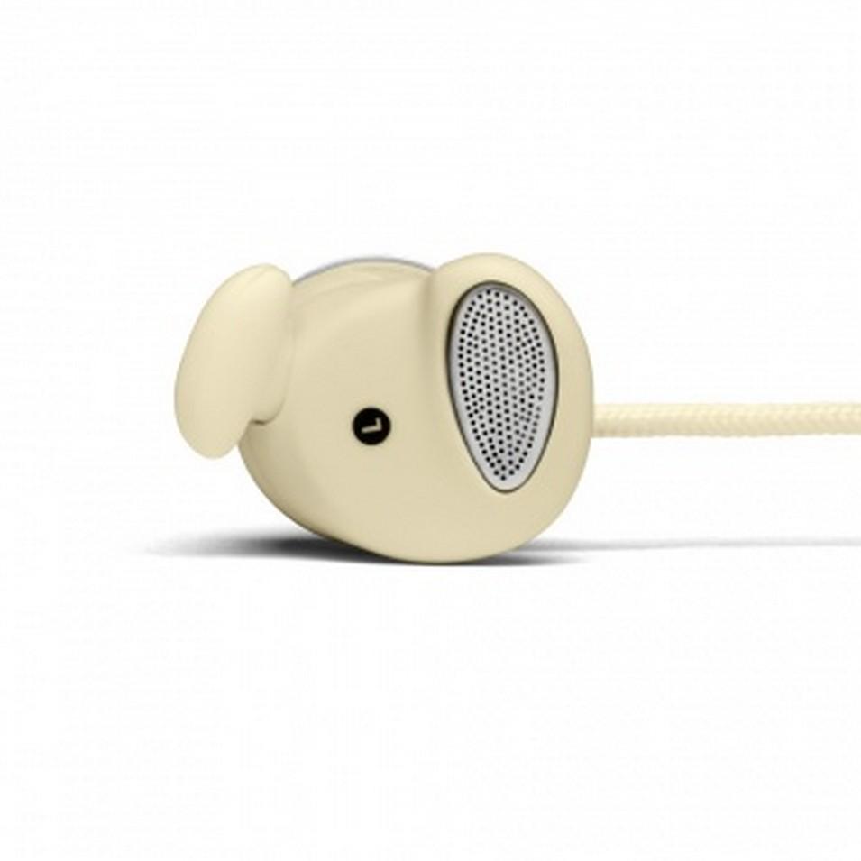 Urbanears 瑞典時尚耳機 Medis專利耳塞式耳機 (奶油白) | 設計 | Citiesocial