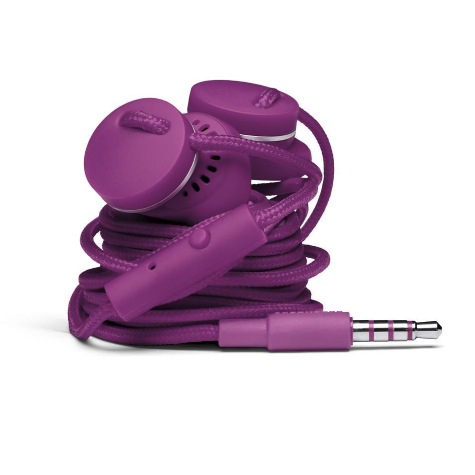 Urbanears 瑞典時尚耳機 Medis專利耳塞式耳機 (葡萄紫) | 設計 | Citiesocial