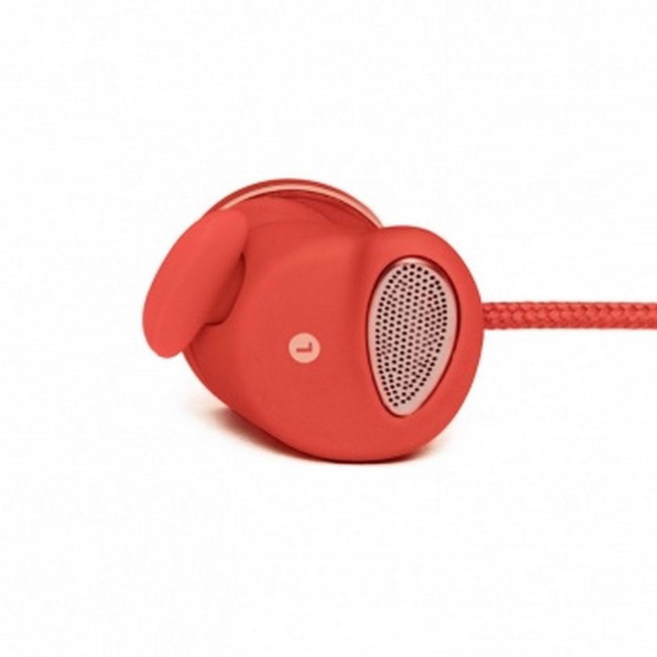 Urbanears 瑞典時尚耳機 Medis專利耳塞式耳機 (番茄紅) | 設計 | Citiesocial