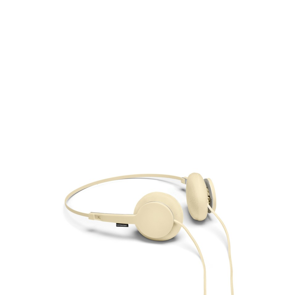 Urbanears 瑞典時尚耳機 Tanto迷你耳罩式耳機(奶油白) | 設計 | Citiesocial