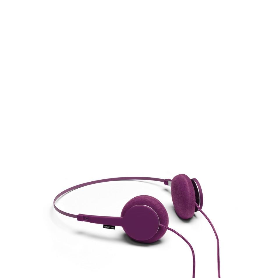 Urbanears 瑞典時尚耳機 Tanto迷你耳罩式耳機(葡萄紫) | 設計 | Citiesocial
