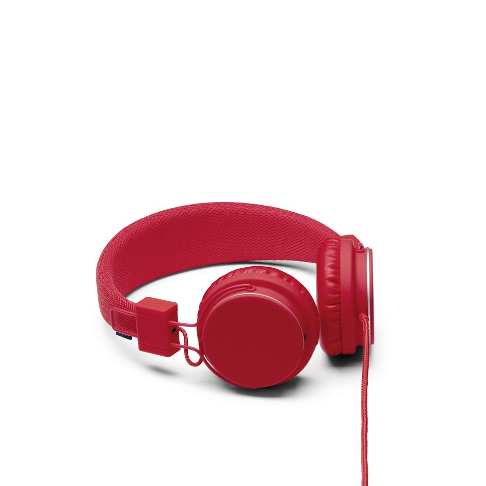 Urbanears 瑞典時尚耳機 Plattan時尚耳罩式耳機(番茄紅) | 設計 | Citiesocial