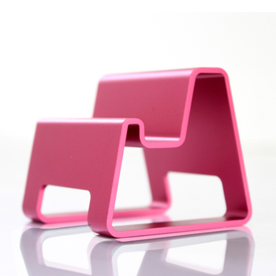 Vida Fun 生活設計 iChair 鋁合金手機座 (桃紅色) | 設計 | Citiesocial
