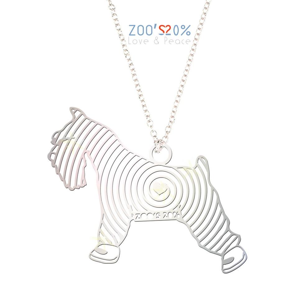 ZOO'S 20% 狗狗項鍊-L | 設計 | Citiesocial