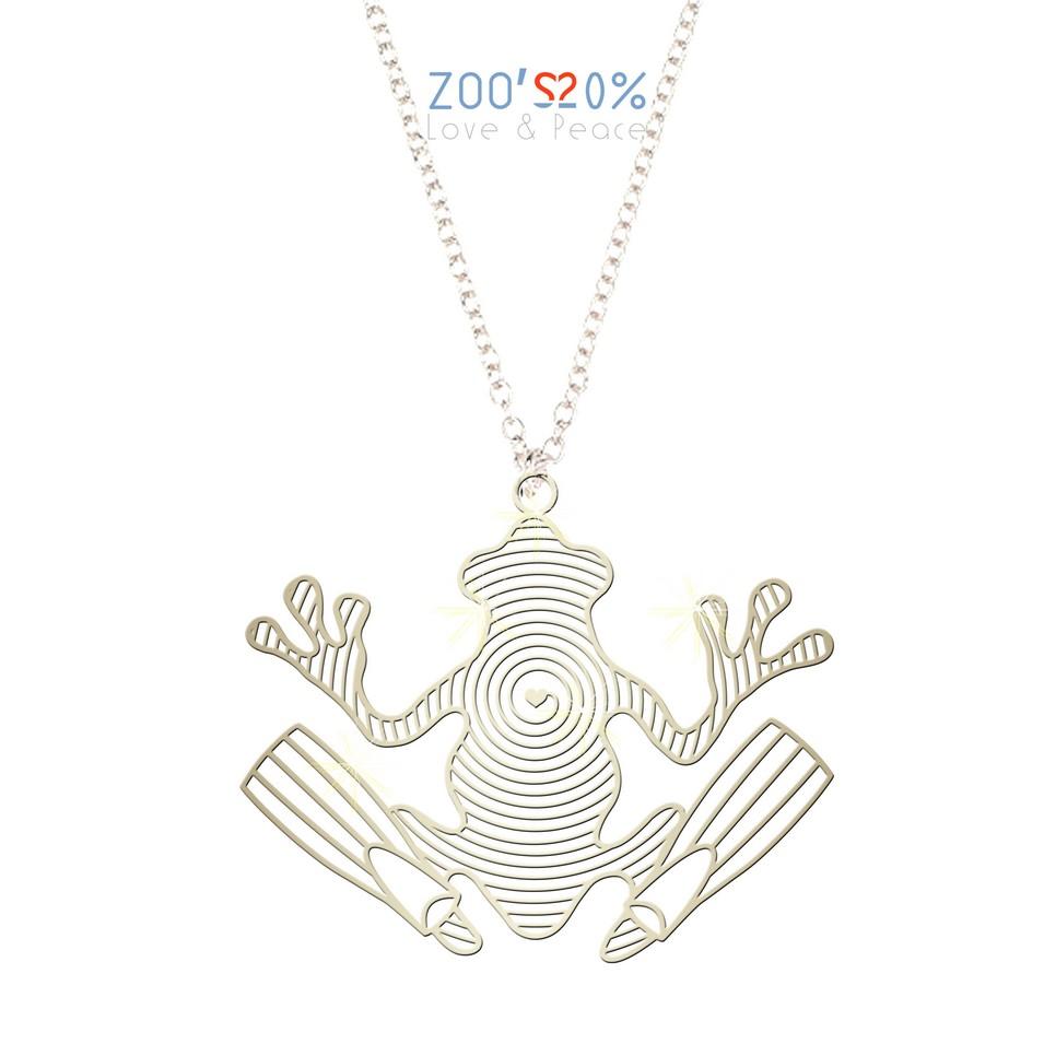 ZOO'S 20% 青蛙項鍊-L | 設計 | Citiesocial