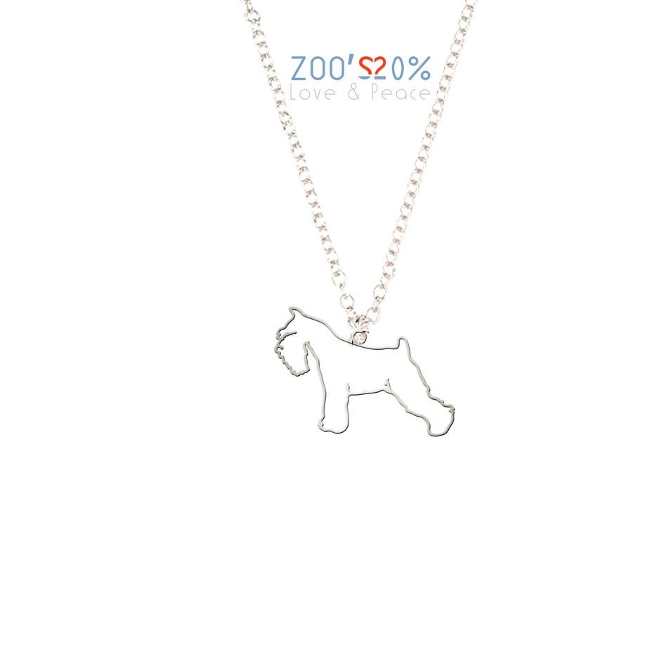 ZOO'S 20% 狗狗項鍊-框框版-S | 設計 | Citiesocial