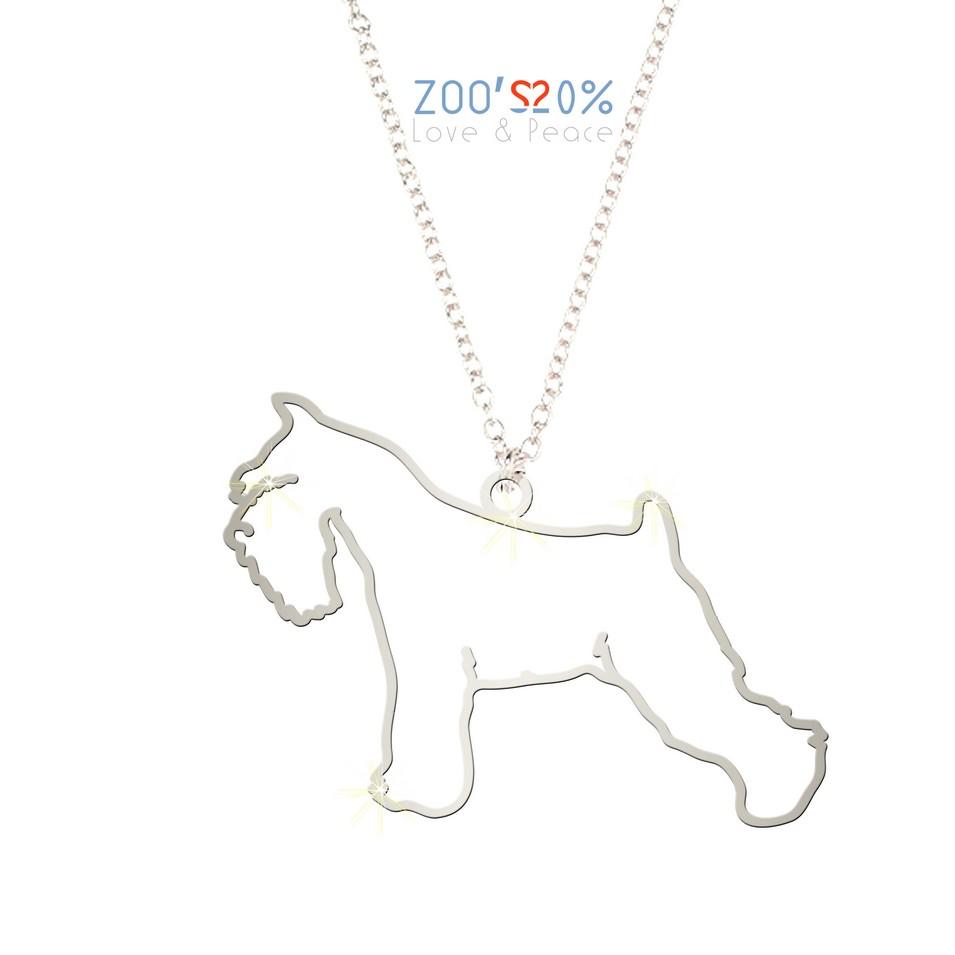 ZOO'S 20% 狗狗項鍊-框框版-M | 設計 | Citiesocial