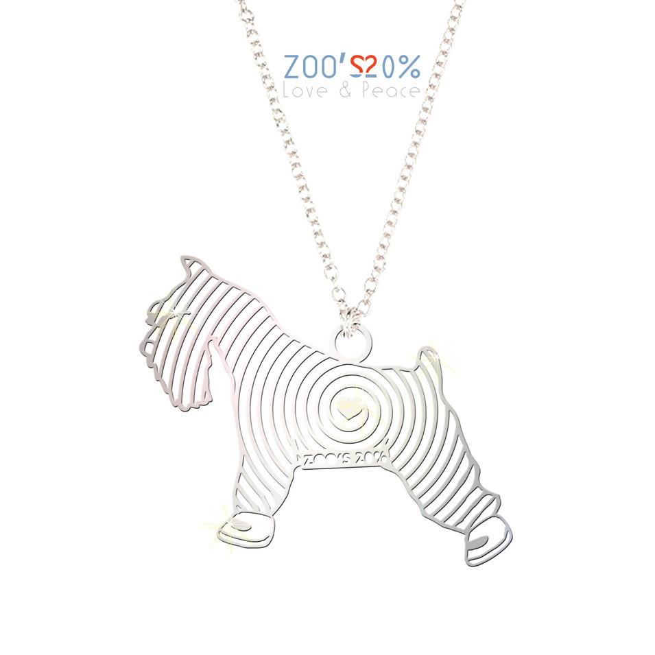 ZOO'S 20% 狗狗項鍊-M | 設計 | Citiesocial