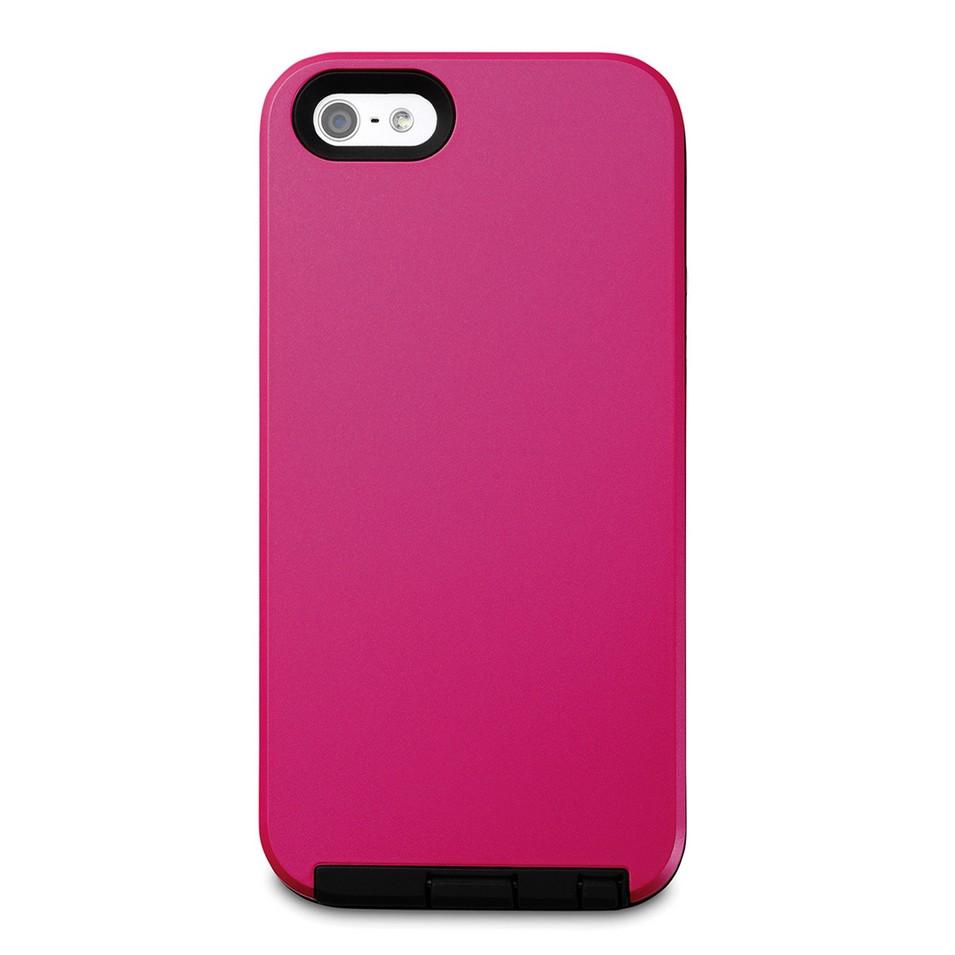 Acase iPhone 5雙重抗撞完美保護殼(桃紅) | 設計 | Citiesocial