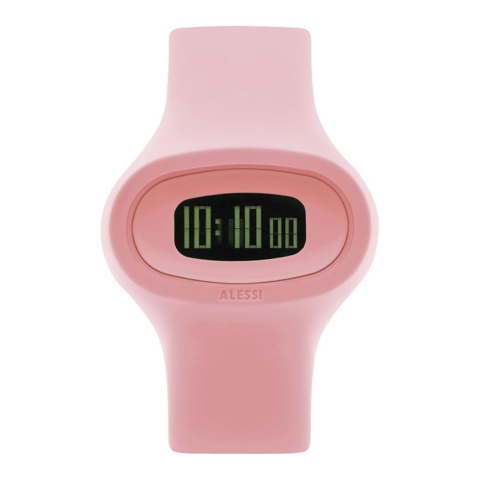 Alessi 義大利精工錶 Alessi Jak中性腕錶-粉 | 設計 | Citiesocial