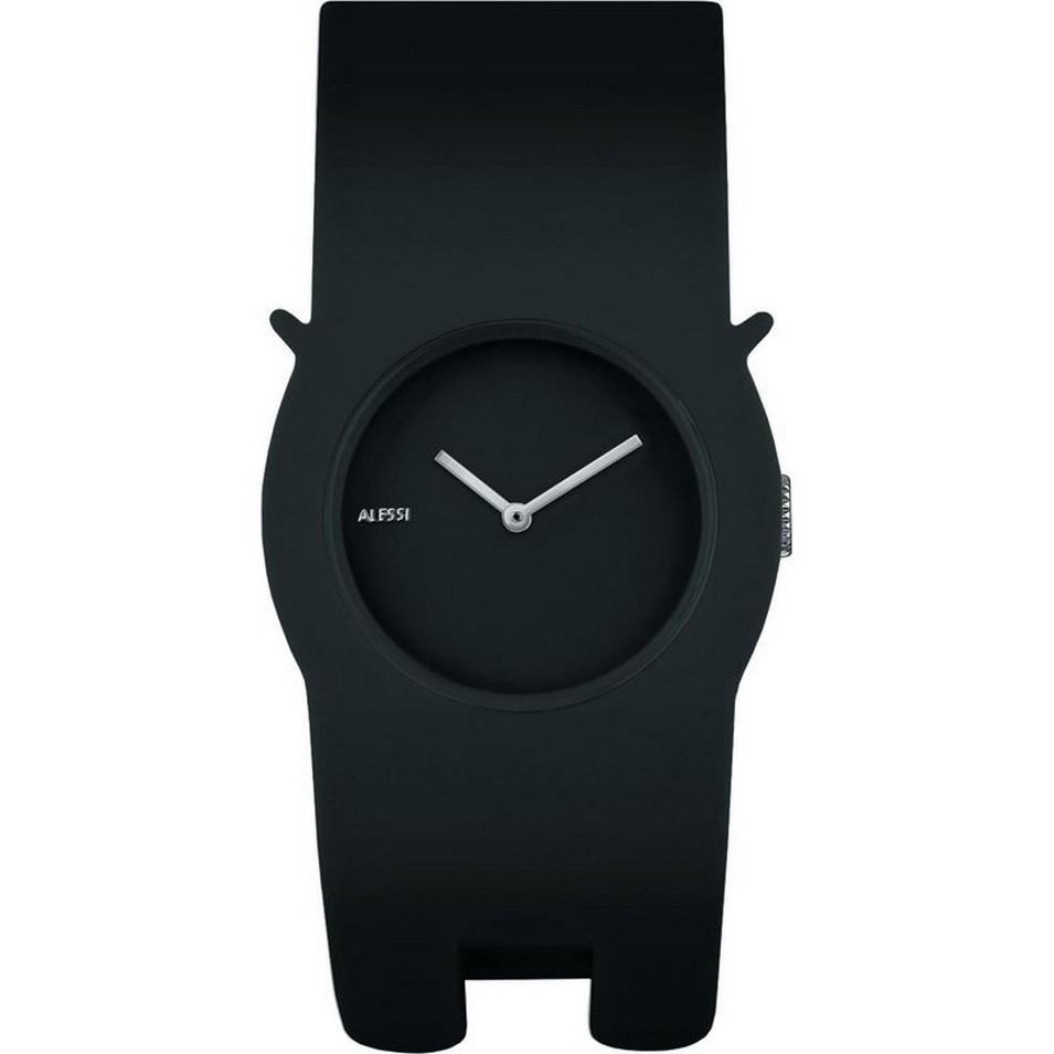 Alessi 義大利精工錶 Alessi neko女仕腕錶-黑 | 設計 | Citiesocial
