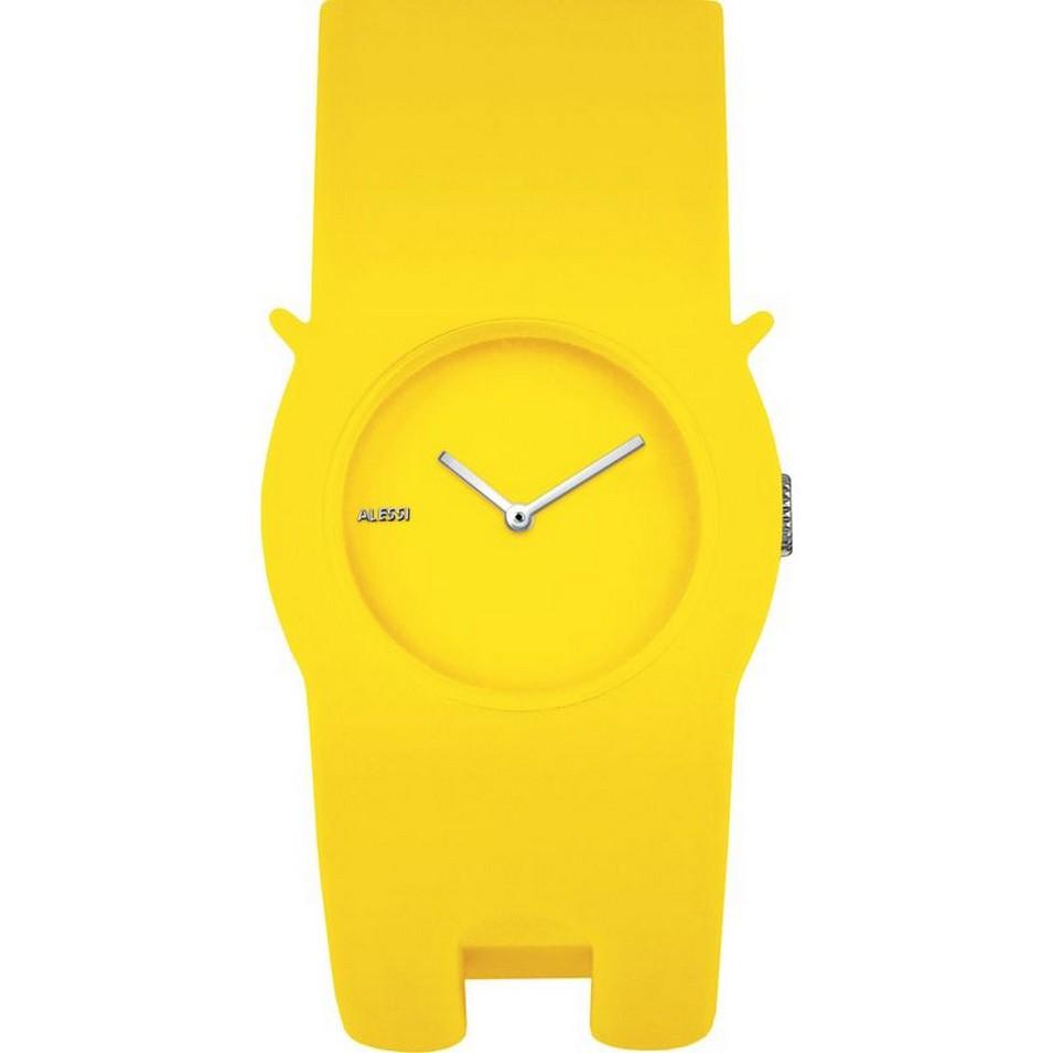 Alessi 義大利精工錶 Alessi neko女仕腕錶-黃 | 設計 | Citiesocial
