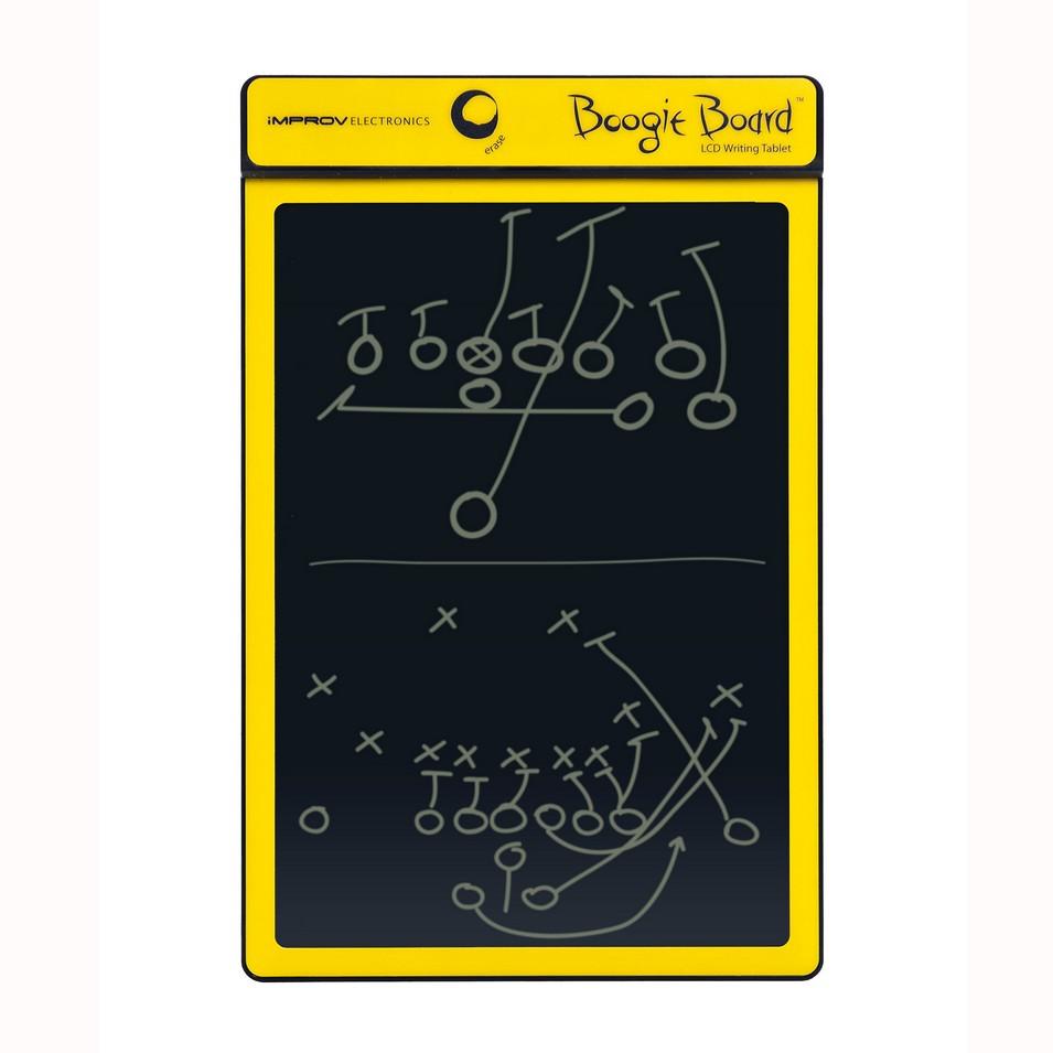 Boogie Board 8.5吋 手寫塗鴉板(活力黃) | 設計 | Citiesocial