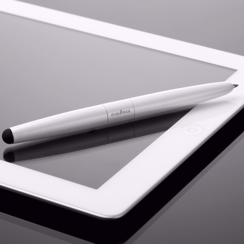 cubiii 觸控筆 雙用觸控筆 | 設計 | Citiesocial