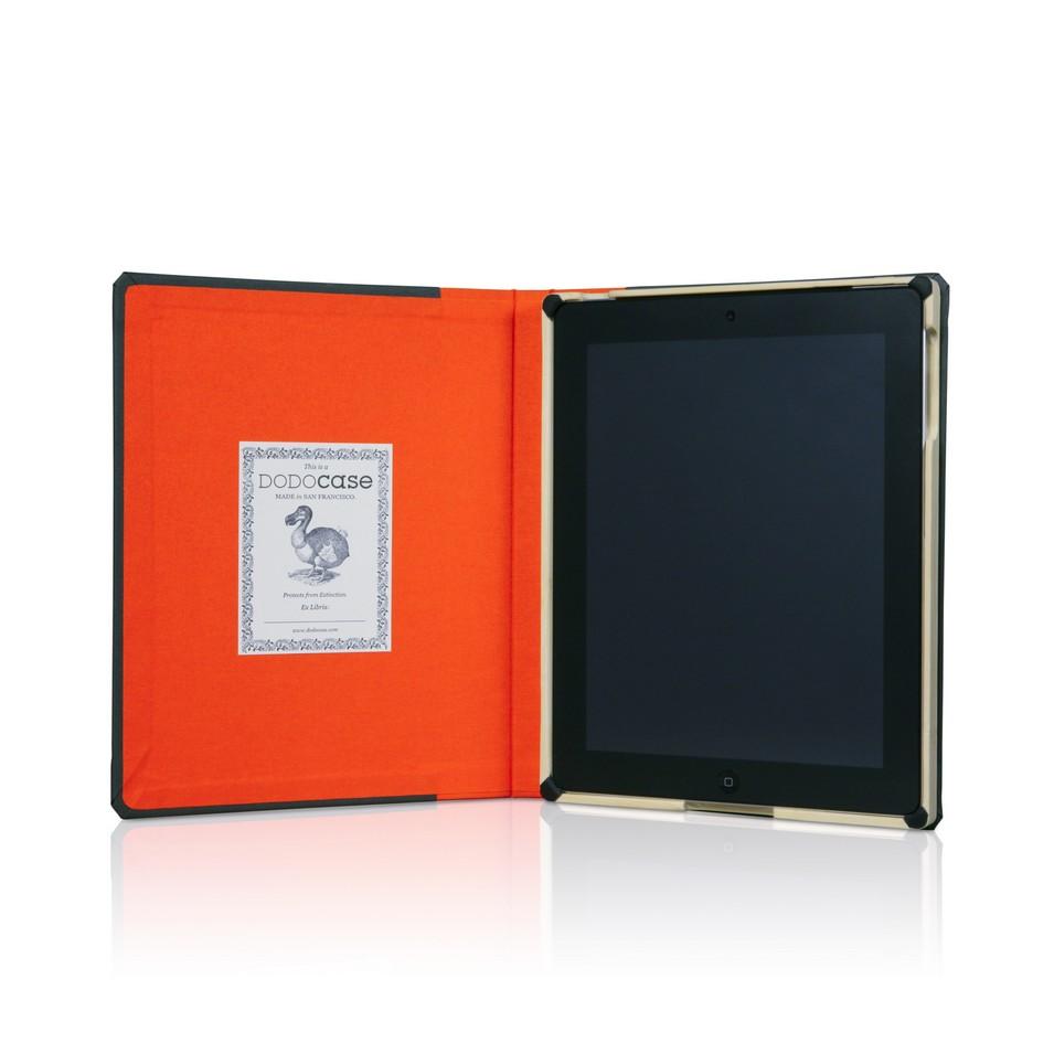 DODOcase 色塊款iPad手工保護殼(花崗岩x罌粟花) | 設計 | Citiesocial