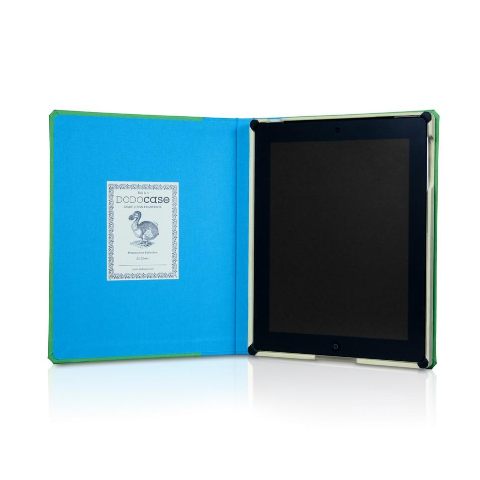 DODOcase 色塊款iPad手工保護殼(草原x湖泊) | 設計 | Citiesocial