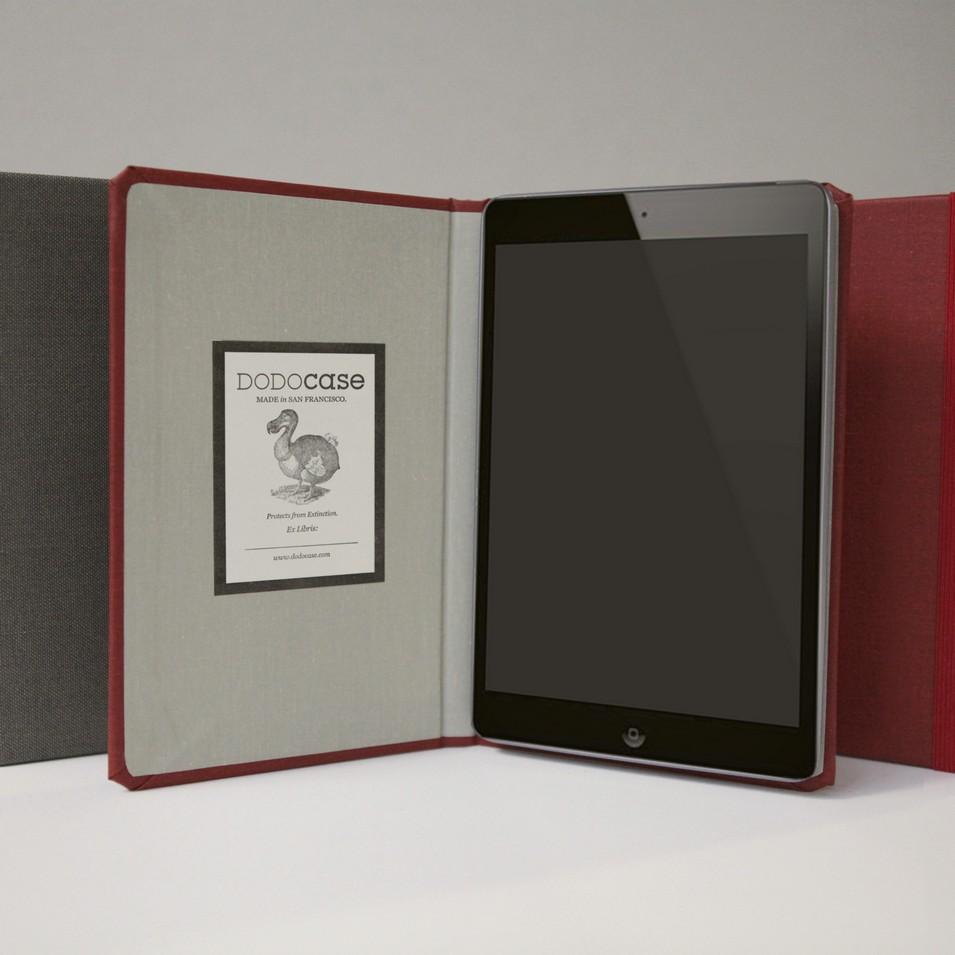 DODOcase 無框風景款iPad mini手工保護殼 (紅雀) | 設計 | Citiesocial